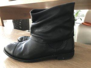 Boots Leder von ZARA