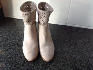 Boots Michael Kors Kurzstiefel im Street Look/Brit Look getragen Größe 10/41