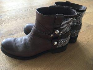 Boots mit Glitzer - Janet & Janet