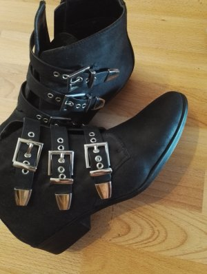 Orsay Ankle Boots black