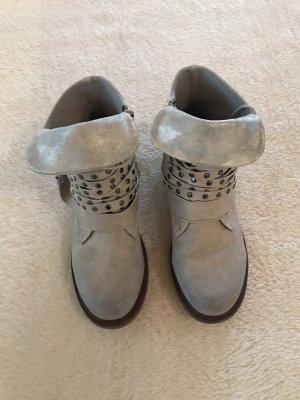 Boots, Nieten, SDS, neu, 37