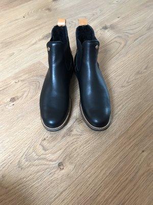 Panama jack Ankle Boots black-brown