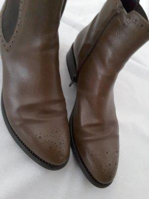 Boots, schlammfarben, Grösse 36