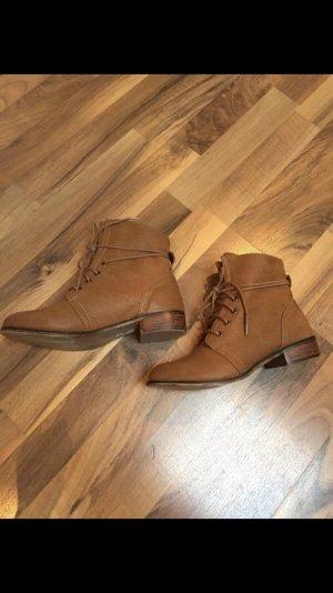 Boots - Schnürschuhe - Stiefel