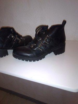 Boots , schwarz, 38