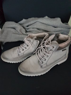 Tamaris Snow Boots silver-colored-grey