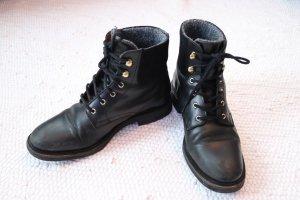 Boots/ Stiefel aus Leder von Gant Gr. 37