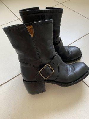 Fiorentini & baker Korte laarzen zwart Leer