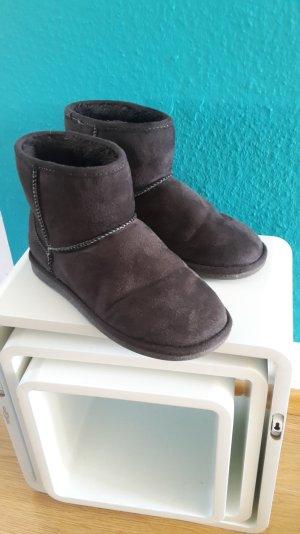 Deichmann Boots brown