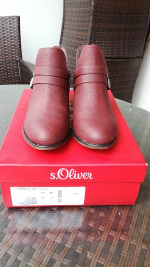 Boots/Stiefeletten s.Oliver