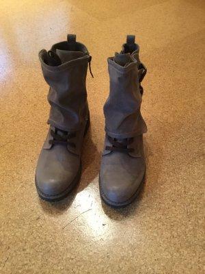 Boots, ungefüttert, fast neu