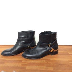 Boots Uterqüe 38 schwarz