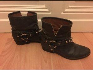Boots Vintage Nieten