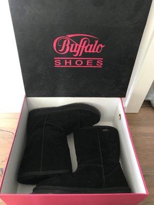 Buffalo Bottes de neige noir