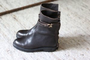Fred de la bretoniere Boots dark brown