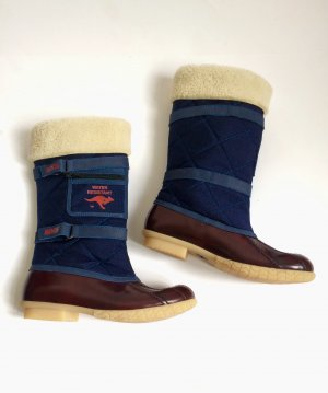 Kangaroos Wide Calf Boots multicolored
