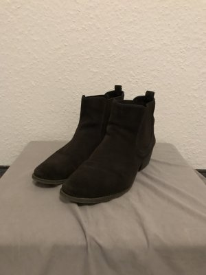 Marco Tozzi Low boot brun foncé