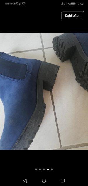 Mark Adam Chelsea Boot bleu