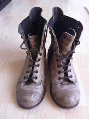 Boots von Steve Madden, Gr.36 im Vintagelook