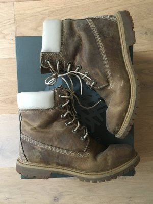 Boots von Timberland in Used Look