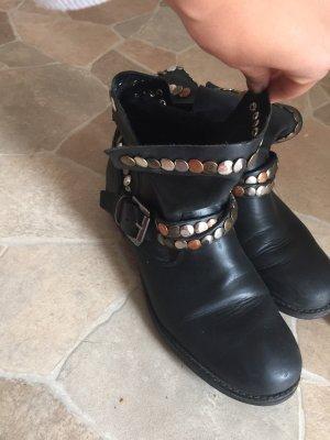 Venezia Ankle Boots black