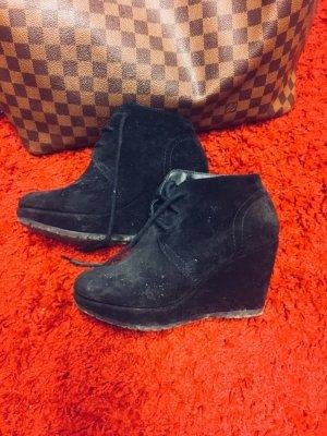 Boots Wildleder