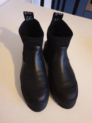 Boots/ Winterschuhe/ Stiefeletten/ Zara Stiefel/ Chelsea Boots