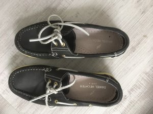 Daniel Hechter Sailing Shoes black