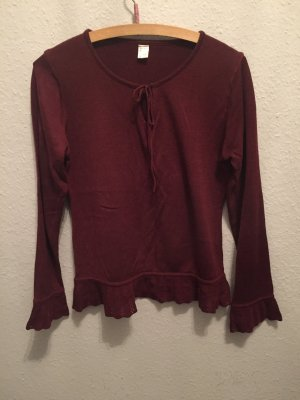 Bordaux Pullover Gr. 38
