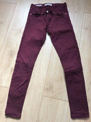 Bordeau Jeans