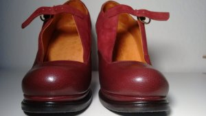 Bordeaux Chie Mihara Mary Jane
