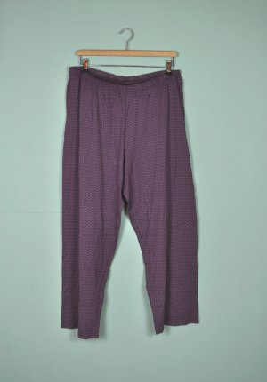 Baggy Pants carmine-purple