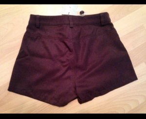 Bordeaux Hot-Pants - Nikita