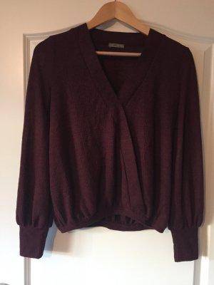Bordeaux Pullover Zara!