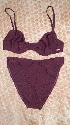 Edc Esprit Bikini bordeaux