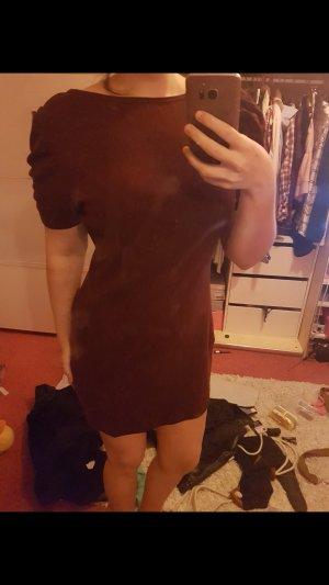 Bordeaux rotes Kleid