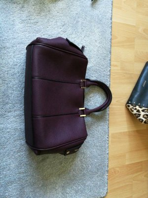C&A Carry Bag brown violet