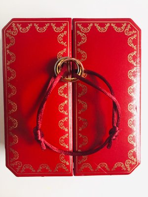 Bordeaux Trinity Armband