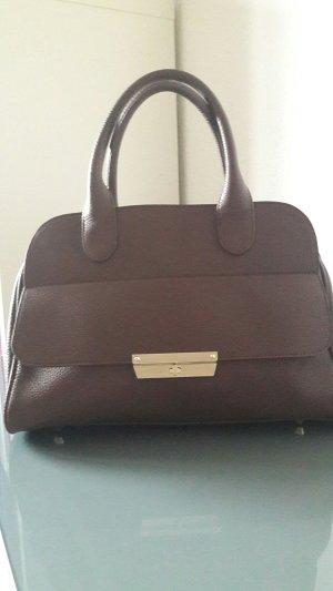 Bordeauxfarbene Tasche von Belmondo