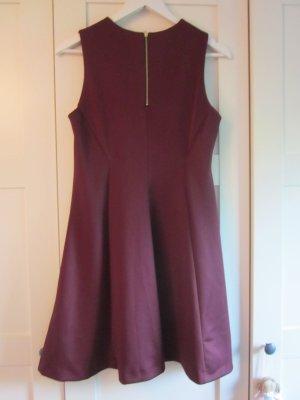 bordeauxfarbenes Kleid (!NEU!)