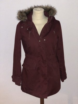 Mint&berry Short Coat bordeaux