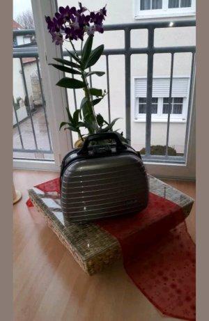 Rimowa Koffer zwart-zilver