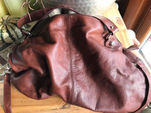Borse in Pelle Italy Pouch Bag brown