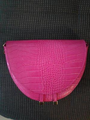 Borse in Pelle Italy Crossbody bag multicolored leather