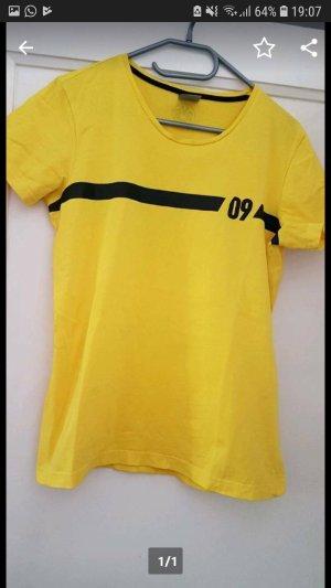 Puma T-Shirt yellow