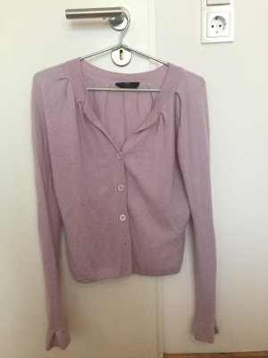 BOSS CASHMERE CARDIGAN in flieder in S|M