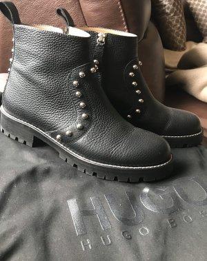 Hugo Boss Chelsea Boot noir