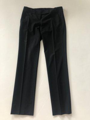 Hugo Boss pantalón de cintura baja negro