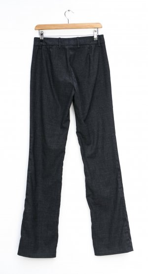 Boss Orange Pantalon en laine gris anthracite