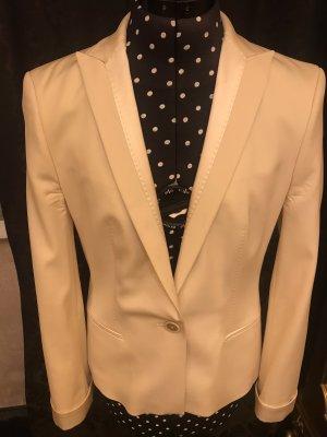 Hugo Boss Tailleur pantalone bianco sporco